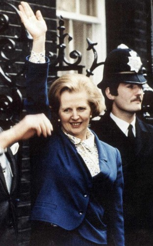 Margaret Thatcher's fashion influence is confirmed as her outfits go on display at the V&A