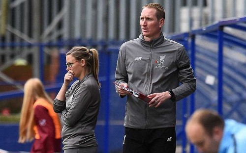 Chris Kirkland becomes second high-profile coach to leave Liverpool Women