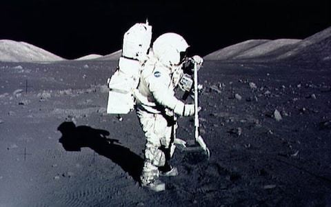 Humans may be allergic to lunar dust, says the last man to visit the Moon as he reveals illness after Apollo mission