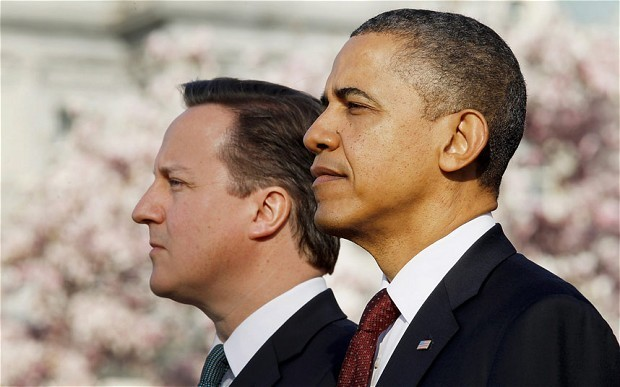 Barack Obama says Britain must stay in EU