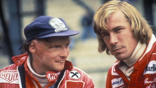 Niki Lauda on Rush, James Hunt and the crash that changed his life