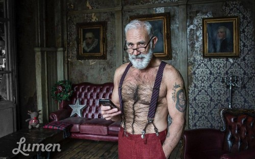 London Underground bans dating app ad featuring topless man, 58, for ' sexual objectification'