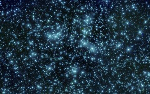 Spitzer Space Telescope captures Pandora's Cluster, allowing us a peek into the deeper Universe