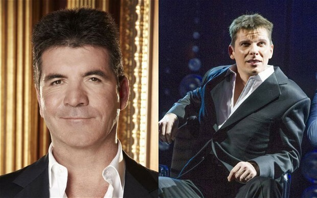 Simon Cowell 'thrilled' with Harry Hill's X-Factor parody