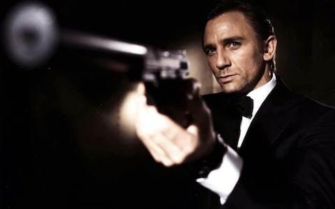 Bond 25 title revealed: Daniel Craig has No Time To Die