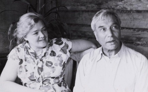 My great-uncle's lover was the inspiration for Lara in Doctor Zhivago - not his wife