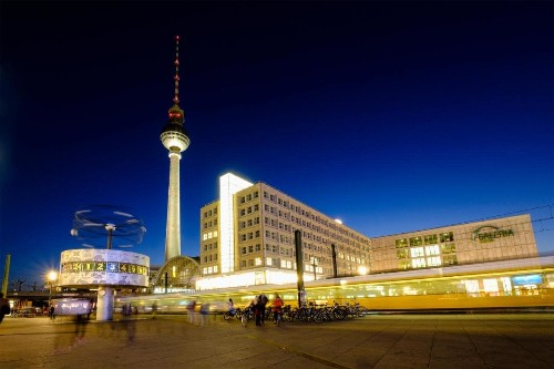 Why Berlin is Europe's greatest city after dark
