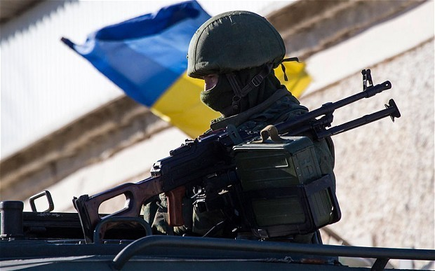 We will hold joint military exercises with Britain and US, says Ukraine