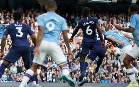 Kevin De Bruyne hits out at 'impossible' new handball rules
