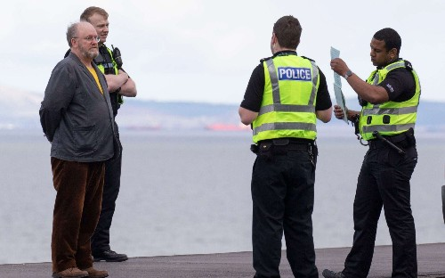 Police powers: Shopping bags searched and ban on fishing as scope of new laws emerges