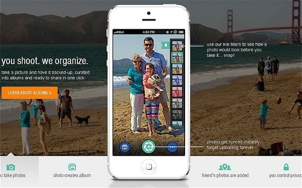 Shoto photo app launches on Android and iOS
