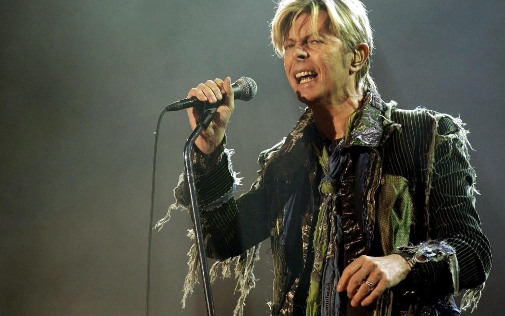 David Bowie - cover