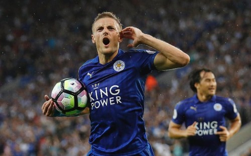 Ballon d'Or 2016 shortlist includes Jamie Vardy alongside Cristiano Ronaldo and Lionel Messi