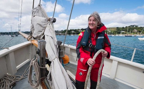 How sailing is helping people overcome mental health crises
