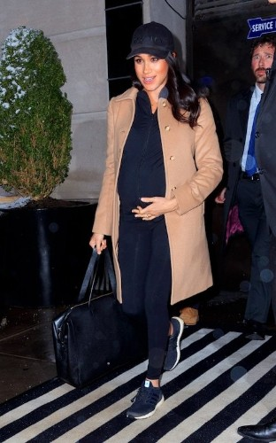 What will the Duchess of Sussex be packing in her hospital bag?
