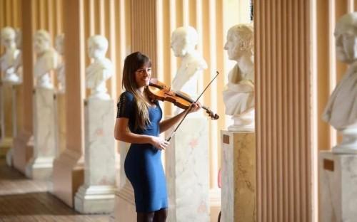 Nicola Benedetti: Treat classical music like broccoli