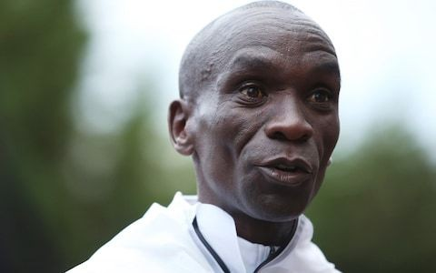 Exclusive: Eliud Kipchoge insists two-hour marathon Nike shoes are fair, but World Athletics to ban them