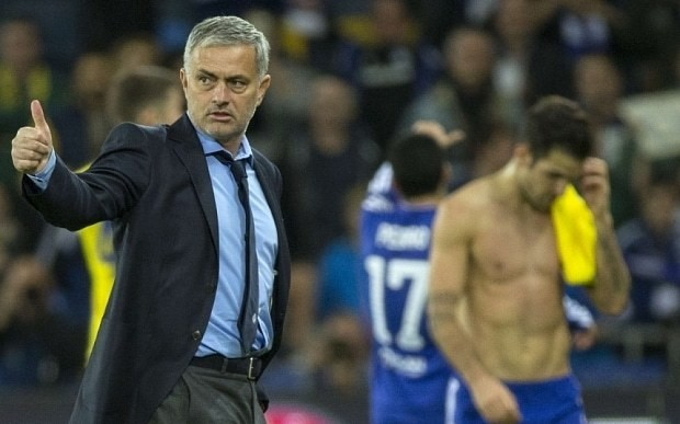 Jose Mourinho insists he has kissed and made up with Diego Costa after Champions League bust-up