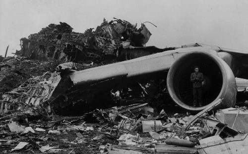 The unsung hero of the worst aviation disaster of all time