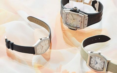 Move over round dials: barrel-shaped watches hit the big time
