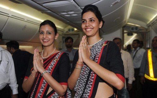 Air India's flight attendants 'too fat to fly'