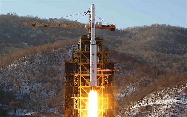 British components in North Korean rockets, UN finds