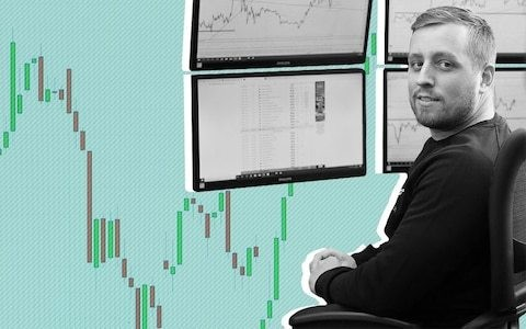 How I made £1m: 'I gambled my student loan to become a bedroom stock trader'