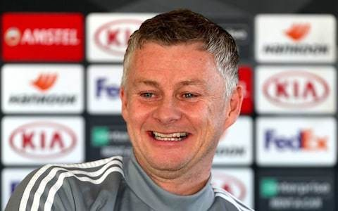 Ole Gunnar Solskjaer: Manchester United 'on the right track' but still striving for consistency