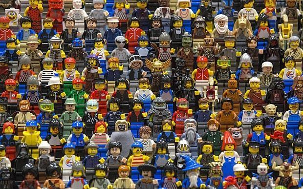 How Lego's bricks have built a stronger brand than Ferrari's cars
