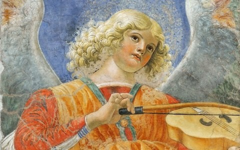 From 'daemons' to Enoch's 365 eyes: the strange history of angels
