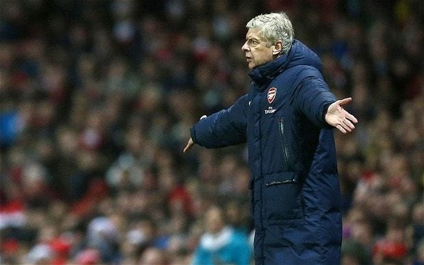 Arsène Wenger admits Arsenal have been psychologically affected by recent high-profile defeats