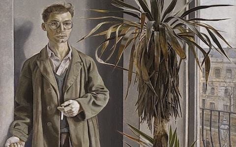 Ubiquitous zimmerlinde and overbearing weeds: why Lucian Freud's paintings of plants are a window to his soul