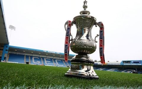 FA Cup first round draw coming up