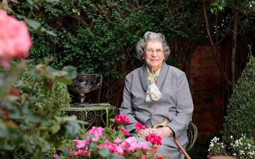 Remembering Baroness Trumpington: 'she could be bloody difficult but people forgave her that'