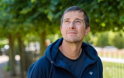 Bear Grylls on his riskiest adventure yet: writing a book about God