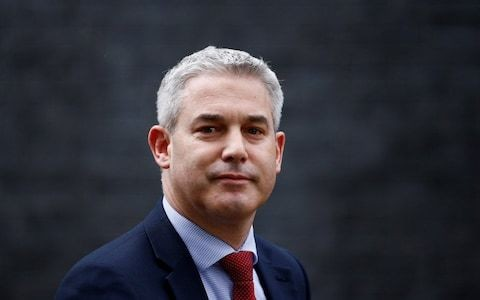 Stephen Barclay says landing zone for future deal is in sight but warns of 'significant' work to do