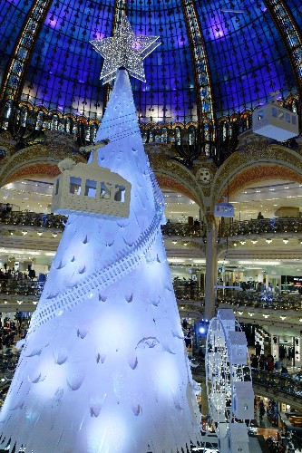 The world's most spectacular Christmas trees