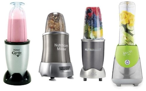 Battle of the blenders: are the Nutribullet's cheap rivals any good?