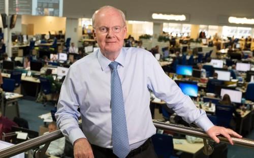 Telegraph Media Group deputy chairman Murdoch MacLennan appointed as new SPFL chairman