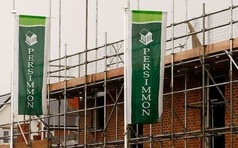 Persimmon will allow home buyers to hold back chunk of payment until faults are fixed