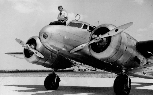 Newly discovered footage may solve riddle of Amelia Earhart's disappearance