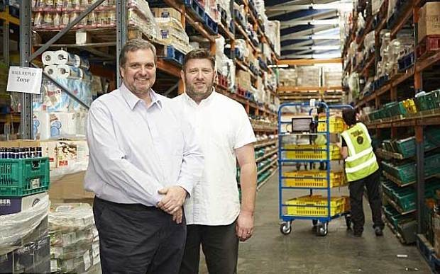 Dragons' Den reject has last laugh, making millions selling cut-price food