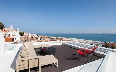 The best budget hotels in Lisbon, including rooftop plunge pools and Tagus River views