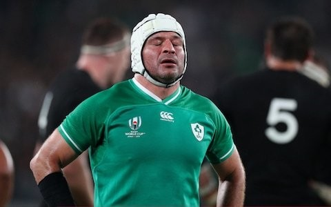 Rory Best: 'Ireland's World Cup failure was down to the pressure we felt'