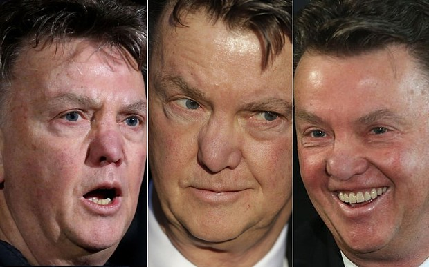 Louis van Gaal needs to do five things to win over Manchester United 'rebels'