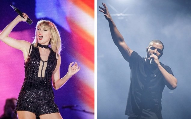 Is Taylor Swift dating Drake?