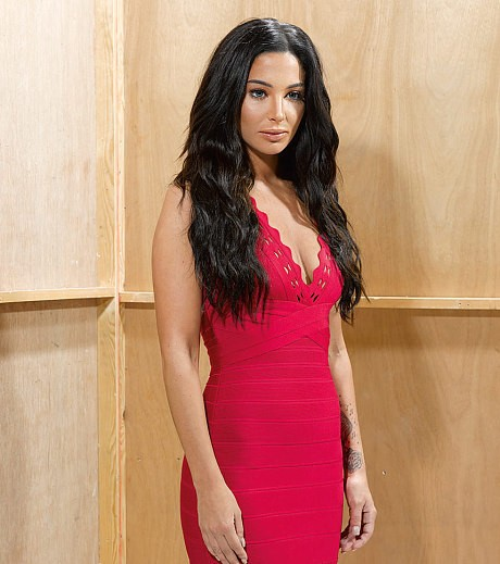 Tulisa: on her faith, the Fake Sheikh and those cosmetic fillers