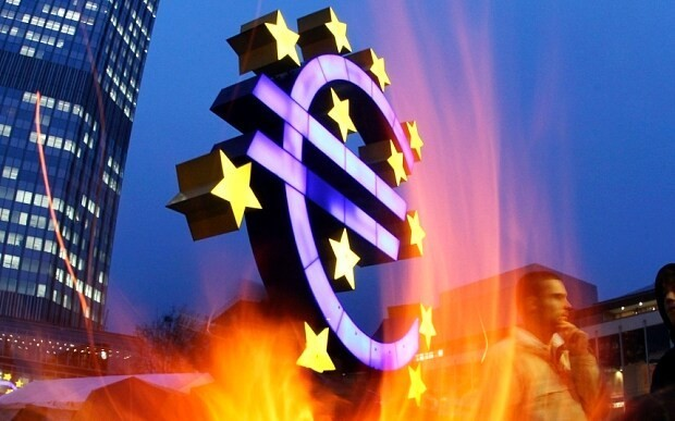 Grexit beckons: Greece on brink of euro exit as it faces economic meltdown