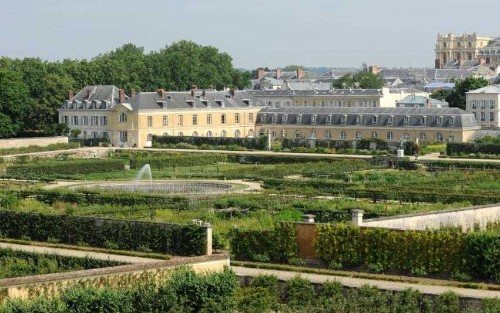 Inside the 17th century Versailles vegetable garden