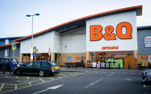 Kingfisher boss exits as profits tumble at B&Q owner